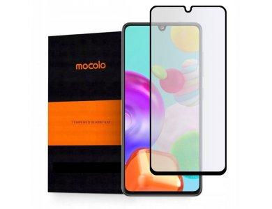 Mocolo Galaxy A41 Full Glue Curved Tempered Glass 9H, Αντιχαρακτικό Γυαλί