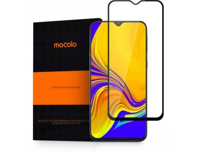 Mocolo Galaxy A50 / A30S 2019 Full Glue Curved Tempered Glass 9H, Αντιχαρακτικό Γυαλί