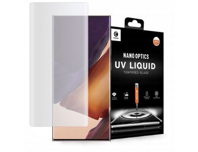 Mocolo Galaxy Note 20 Ultra UV Glass 9H Full Cover Tempered Glass