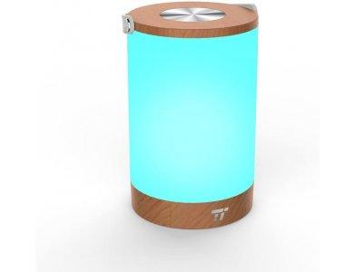 TaoTronics TT-DL033 Mini RGB Φωτάκι Νυχτός, Επαναφορτιζόμενο έως 110 Ώρες Διάρκεια, με Touch Control