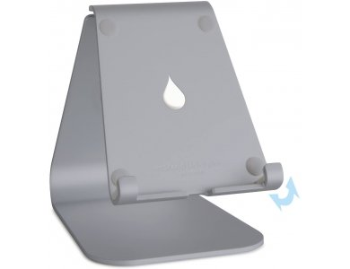 """Rain Design mStand Tablet Plus Stand / Tablet / iPad Adjustable for devices up to 13 """", Space Gray - 10055"""