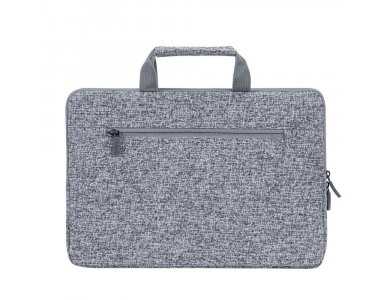 "Rivacase Anvik 7913 Laptop Bag for Macbook & Ultrabook 13.3 "", Waterproof, Gray"