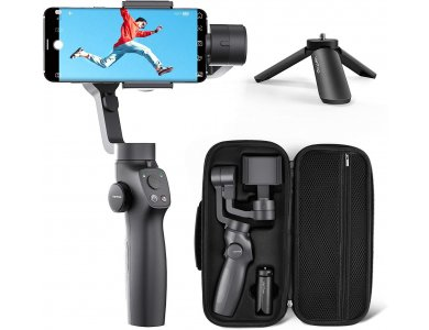 VanTop Nimbal M3 3-Axis Gimbal Stabilizer for Smartphone, Inception Mode, Smart Tracking Motion, Hitchcock Effect, Time-Lapse
