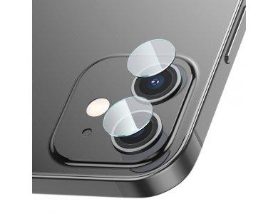 Baseus iPhone 12 Mini Camera Lens Protector Tempered Glass - SGAPIPH54N-JT02