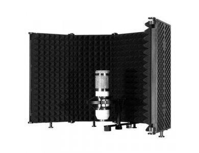 Nordic Reflection Filter, Acoustic Microphone Protection Panel, High Performance 2 Layers - ES-100