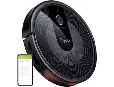 Kyvol Cybovac E30 Smart Robot Vacuum Cleaner 2200Pa with WiFi, Super-Slim & Gyroptic Navigation System