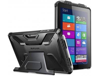 Supcase Microsoft Surface Go 2 / Surface Go Unicorn Beetle Pro Rugged Full Body Case with Kickstand, Black