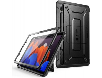"Supcase Galaxy Tab A7 10.4 ""(2020) Unicorn Beetle Pro Rugged Full Body Case, Black"