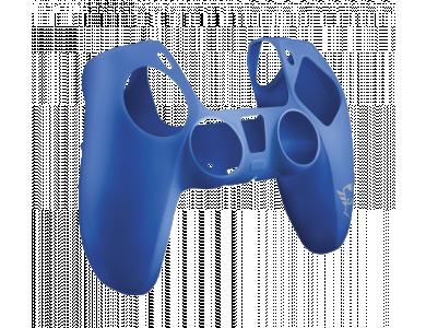 Trust GXT 748 Rubber Skin για PS5 Controller - 24171, Μπλε