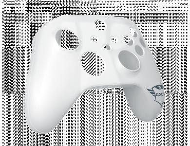 Trust GXT 749 Rubber Skin για Xbox Controller - 24175, Διαφανές