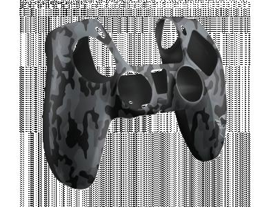 Trust GXT 748 Rubber Skin για PS5 Controller - 24172, Camo Black