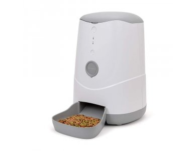 Petoneer Nutri Smart Food Dispenser, 3.7L Smart Pet Feeder with APP - FDW010