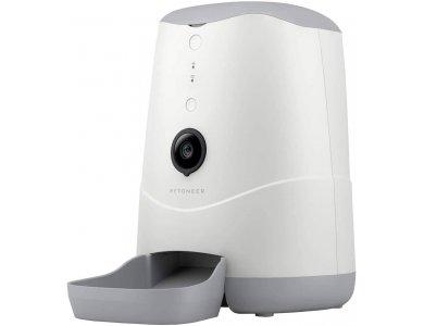 Petoneer Nutri Vision Smart Food Dispenser, Smart Home Feeder 3.7L with Camera & APP - FDW020