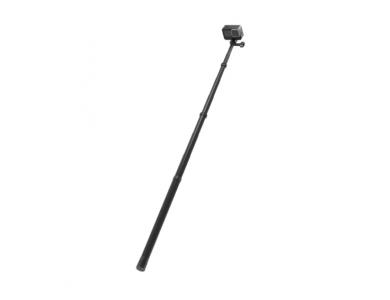 Telesin Carbon Fiber Selfie Stick για Action Camera (GoPro, DJI Osmo, Apeman, Xiaomi κ.α.) Επέκταση έως 300cm