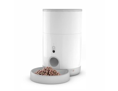 Petoneer Nutri Vision Mini Smart Food Dispenser, Smart Home Feeder 2.6L with Camera & APP - FDW050