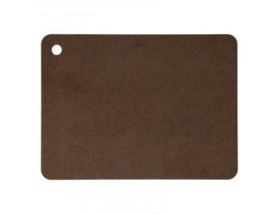 Combekk Cutting Board Recycled Paper, Επιφάνεια Κοπής από Ανακυκλωμένο Χαρτί 24x40cm, Brown