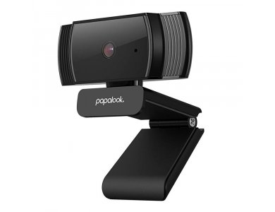 Papalook AF925 Full HD Webcam USB 1080p @ 30fps DSP Noise-Cancelling Microphone with Autofocus
