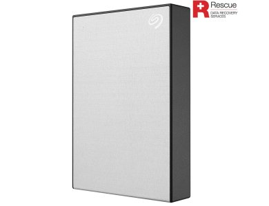 Seagate One Touch 2.5 '' 5TB External HDD, External Hard Drive, USB 3.2 - STKC5000401, Silver