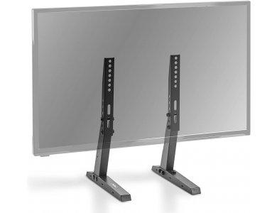 "VonHaus TV Stand & Mount Pedestal, Πόδια Βάσης Δαπέδου για TV 13""-37"", έως 35kg - 3005122"