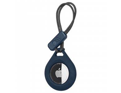 Case-Mate AirTag Loop, Holder / Θήκη για Apple AirTags, με Λουράκι, Navy