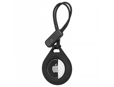 Case-Mate AirTag Loop, Holder / Θήκη για Apple AirTags, με Λουράκι, Black