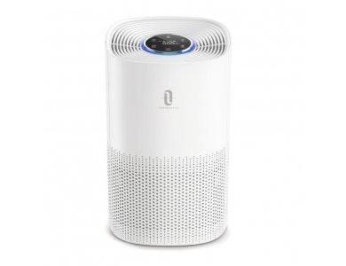 TaoTronics TT-AP005 HEPA Air Purifier, Καθαριστής Αέρα με φίλτρο H13 HEPA, Air Quality Sensor, Timer, 4 Displaying Colors Λευκός