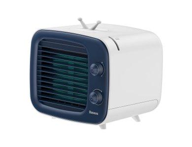 Baseus Time Mini Air Conditioner, Air Purifier, Humidifier - CXTM-23, Μπλε