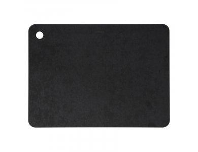 Combekk Cutting Board Recycled Paper, Επιφάνεια Κοπής από Ανακυκλωμένο Χαρτί 24x40cm, Black