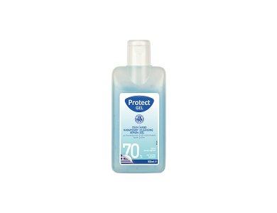 ControlBios Protect Gel 70% Αλκοολούχο Gel Καθαρισμού Χεριών, Αντισηπτικό 100ml