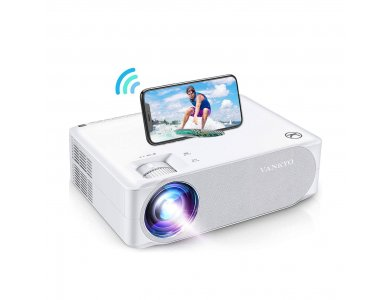 VANKYO V630W Performance Projector Full HD 1080p Native resolution, 6800 Lumens, 6000:1 Contrast (up to 1080p) & WiFi