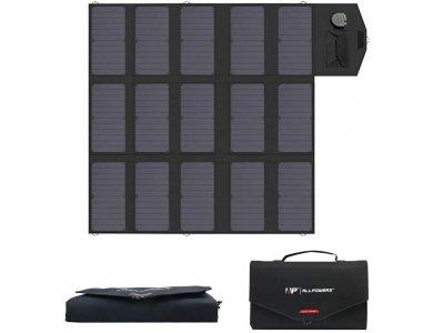 ALLPOWERS iSolar 100W Foldable Solar Charger 2 Θυρών USB & 1 Θύρα 18V DC Ηλιακός Φορτιστής