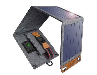 Choetech SC004 14W Foldable Solar Charger 1 Θύρας USB Ηλιακός Φορτιστής
