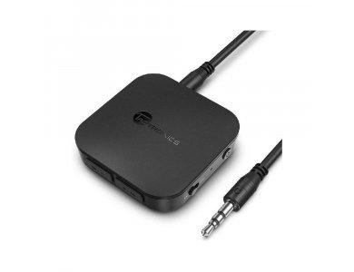 TaoTronics TT-BA08 Bluetooth 2-in1 Transmitter/Receiver, 3.5mm Wireless Audio Adapter, aptX