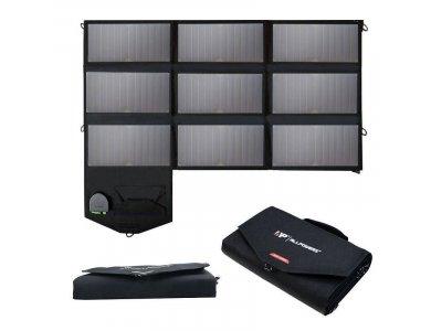 ALLPOWERS iSolar 60W Foldable Solar Charger 2 Θυρών USB & 1 Θύρα 18V DC Ηλιακός Φορτιστής