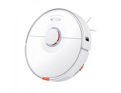 Roborock S7 - Smart Robot Vacuum / Mopping Cleaner with Sonic Mopping Function, 2500Pa & Lidar Navigation, White